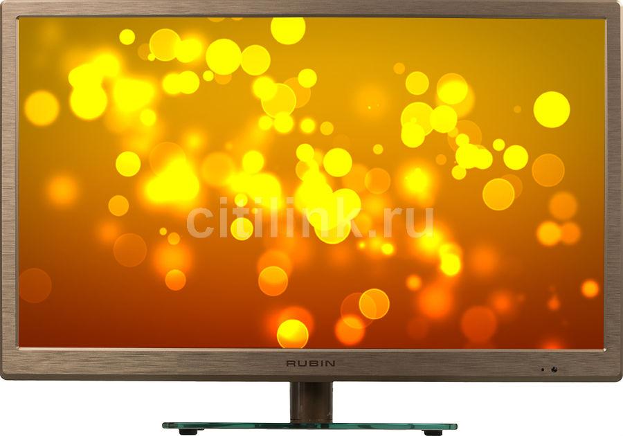 "LED телевизор RUBIN RB-24SE5BR  ""R"", 24"", HD READY (720p),  бронзовый"