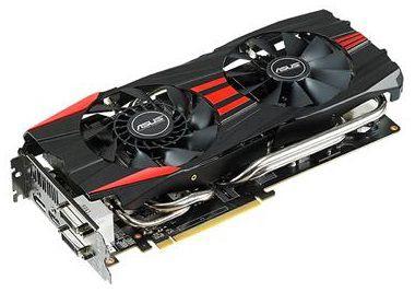 Видеокарта ASUS Radeon R9 280X,  R9280X-DC2T-3GD5,  3Гб, GDDR5, Ret