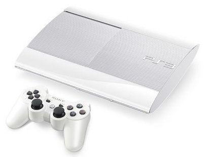 Игровая консоль SONY PlayStation 3 PS719205579, белый