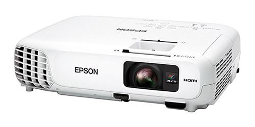 Проектор EPSON EB-S18 белый [v11h552040]