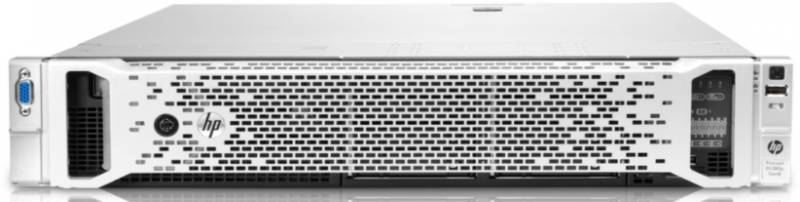 Сервер HP PL DL380p E5-2609v2/4Gb 0/460W/3-3-3/Gen8/2U (704560-421)