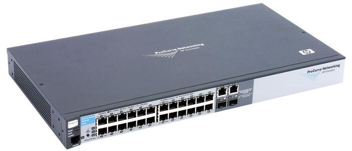 Коммутатор HP ProCurve 2510-24 (J9019B), J9019B