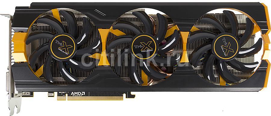 Видеокарта SAPPHIRE Radeon R9 290X,  11226-03-40G,  4Гб, GDDR5, OC,  Ret