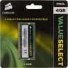 Модуль памяти CORSAIR Value Select CMSO4GX3M1C1600C11DDR3L— 4Гб