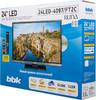 """LED телевизор BBK Runa 24LED-4097/FT2C  """"R"""", 24"""", FULL HD (1080p),  c DVD плеером,  черный вид 13"""