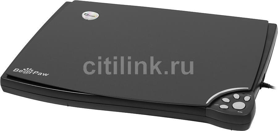 Сканер MUSTEK Bear Paw 1200CU Plus II [98-177-00130]