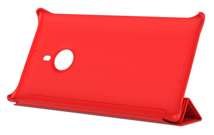 Чехол (флип-кейс) NOKIA CP-623, для Nokia Lumia 1520, красный [02738s9]