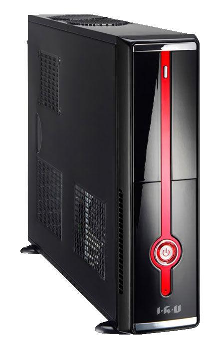 Компьютер  IRU Corp 319,  Intel  Core i3  4130,  DDR3 4Гб, 1000Гб,  Intel HD Graphics 4400,  DVD-RW,  noOS,  черный