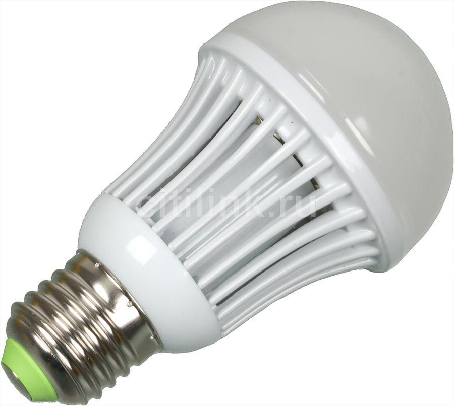 Лампа X-FLASH Bulb XF-BGD-E27-9W-4K-220V, 9Вт, 950lm, 50000ч,  4000К, E27,  1 шт. [43231]