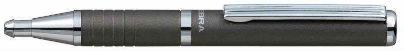 (ДУБЛЬ) Ручка шариковая Zebra BP115-GR/240 [дубль использовать 829246]