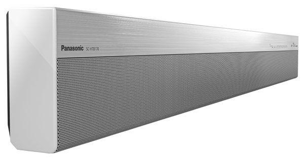 Звуковая панель PANASONIC SC-HTB170EES,  серебристый