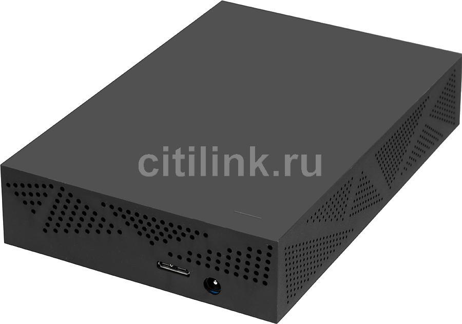 Внешний жесткий диск SEAGATE Backup Plus STDT4000200, 4Тб, черный
