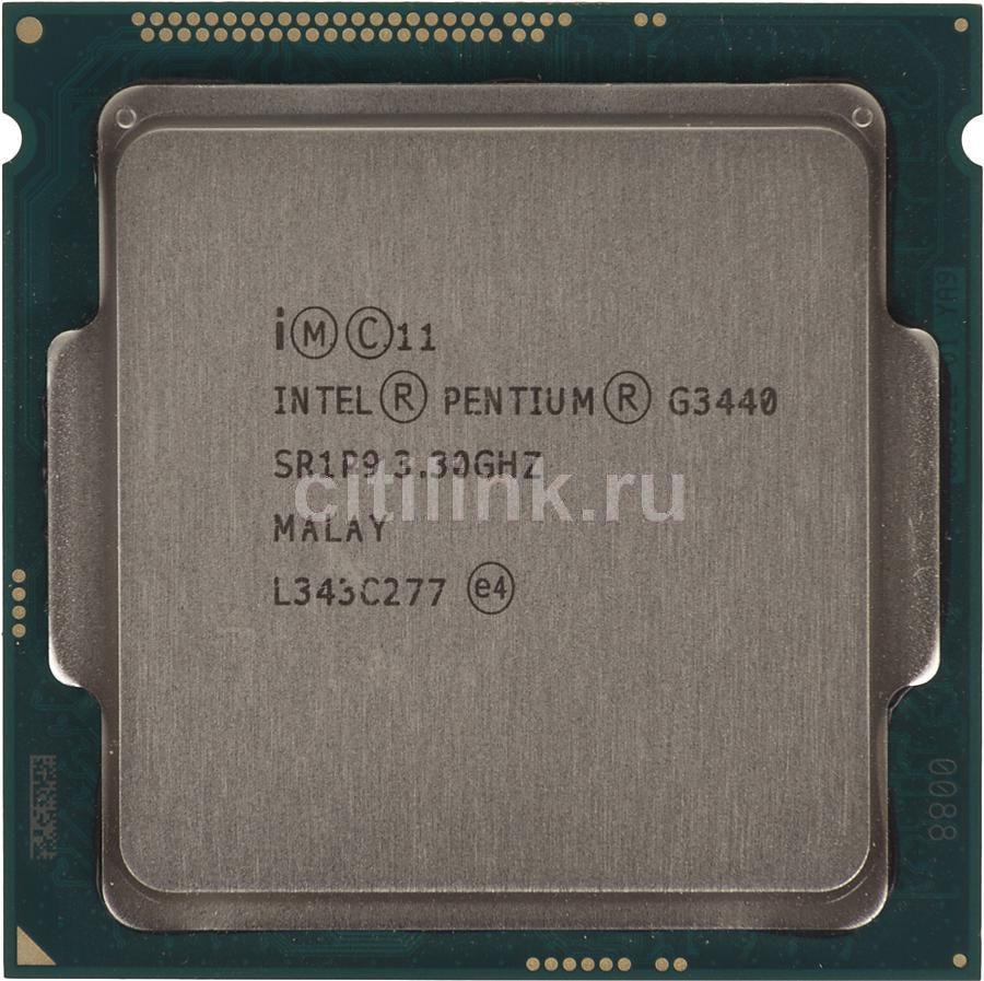 Процессор INTEL Pentium Dual-Core G3440, LGA 1150 * OEM [cm8064601482563s r1p9]