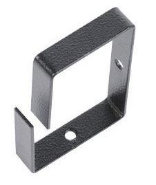 Кабельный органайзер Горизонтальный ЦМО (СБ-9005) односторонний кольца 1U шир.:19