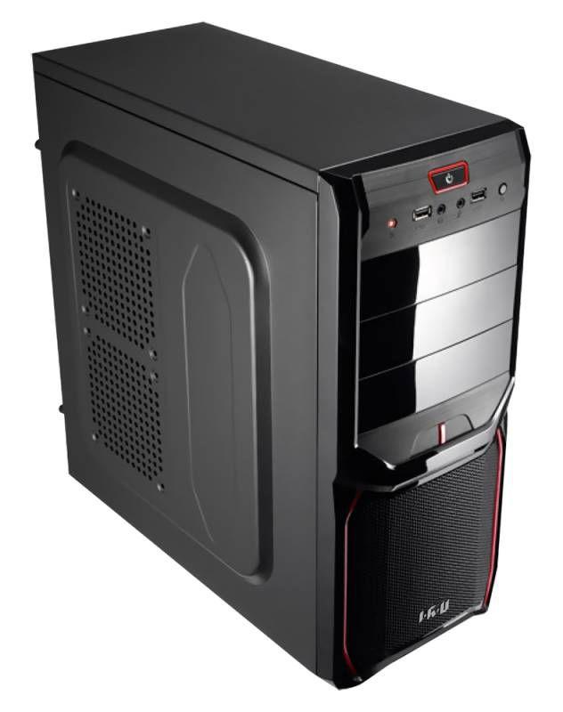 Компьютер  IRU Home 720,  AMD  FX  8320,  DDR3 8Гб, 1Тб,  AMD Radeon R9 270 - 2048 Мб,  DVD-RW,  CR,  noOS,  черный