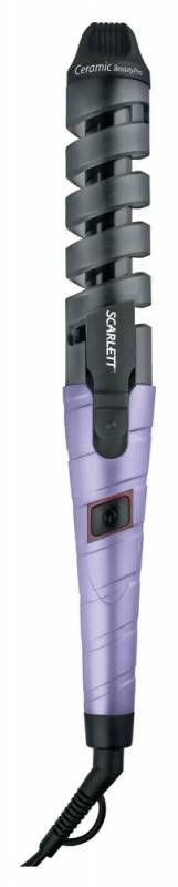 Щипцы SCARLETT SC-1069,  фиолетовый