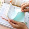 Блок самоклеящийся бумажный Stick`n Magic 21577 76x76мм 100лист. 70г/м2 пастель 4цв.в упак. в линейк вид 5