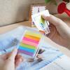 Закладки самокл. индексы бумажные Stick`n 21617 4цв.в упак. 40лист 12x50мм+38x50мм блистер вид 2