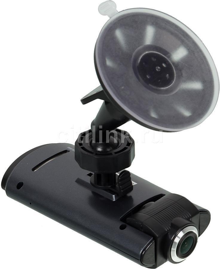 Видеорегистратор SHO-ME HD-175F черный [hd175-lcd f]