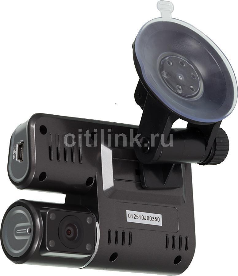 Видеорегистратор SHO-ME HD-125 черный [hd125-lcd]