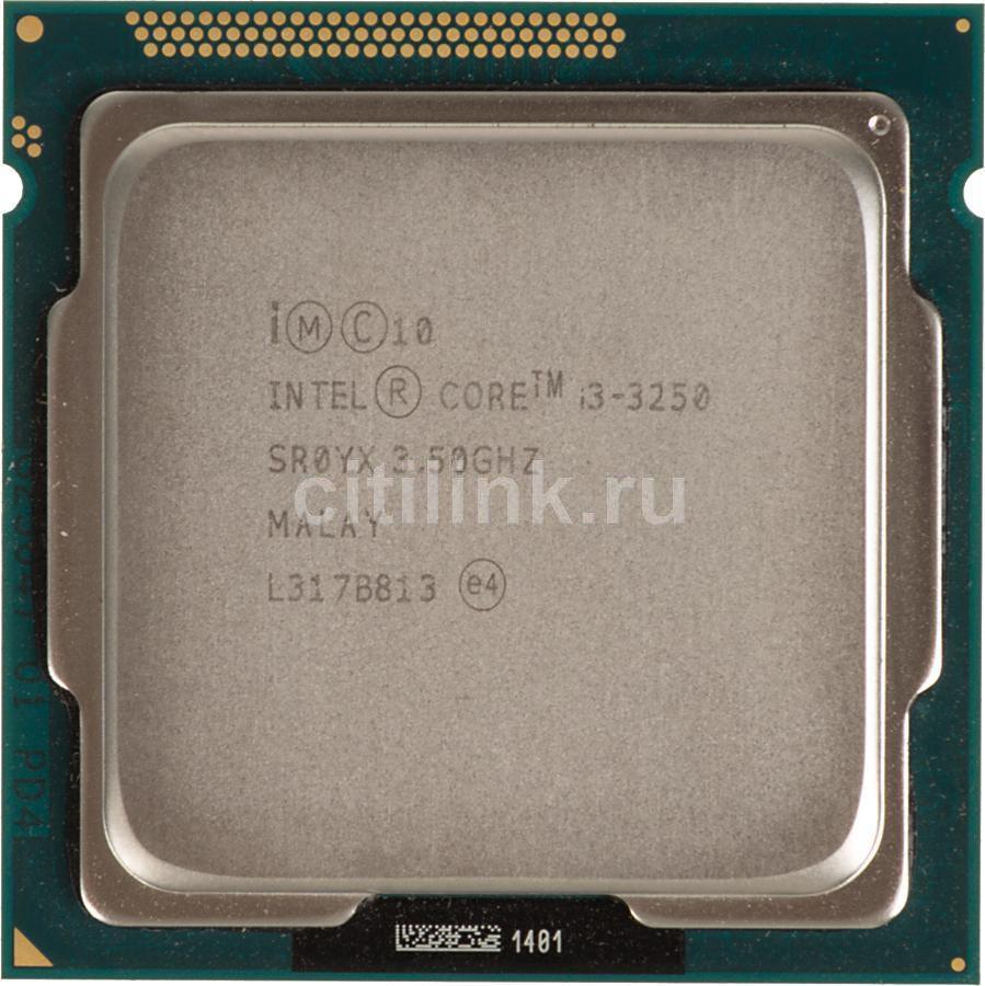 Процессор INTEL Core i3 3250, LGA 1155 OEM [дубль использовать 859902]