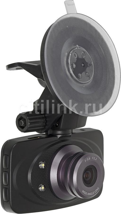 Видеорегистратор TEXET DVR-533 черный