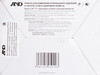 Тонометр автоматический A&D UA-777L, (с адаптером питания), 32-45см вид 18