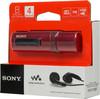 MP3 плеер SONY NWZB183FR.EE flash 4Гб красный вид 7