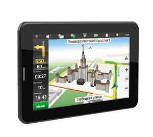 GPS навигатор PROLOGY iMap-7200Tab,  7