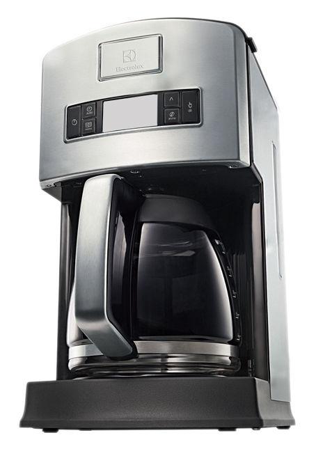 Кофеварка ELECTROLUX EKF7400,  капельная,  серебристый