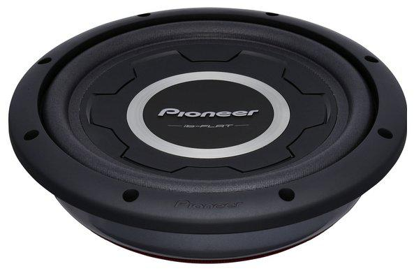 Сабвуфер автомобильный PIONEER TS-SW3001S4,  пассивный,  1500Вт