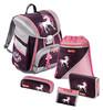 Ранец Step ByStep Touch Unicorn фиолетовый/розовый Пони 5 предметов