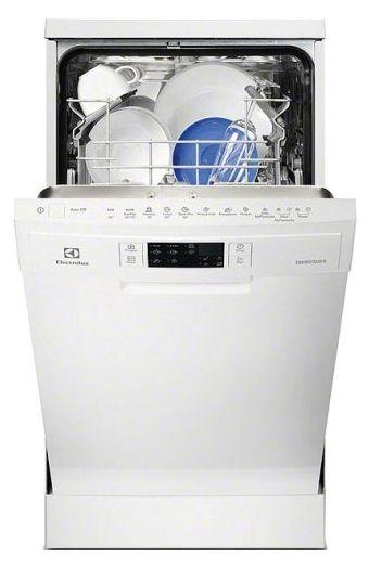 Посудомоечная машина ELECTROLUX ESF9451LOW,  узкая, белая
