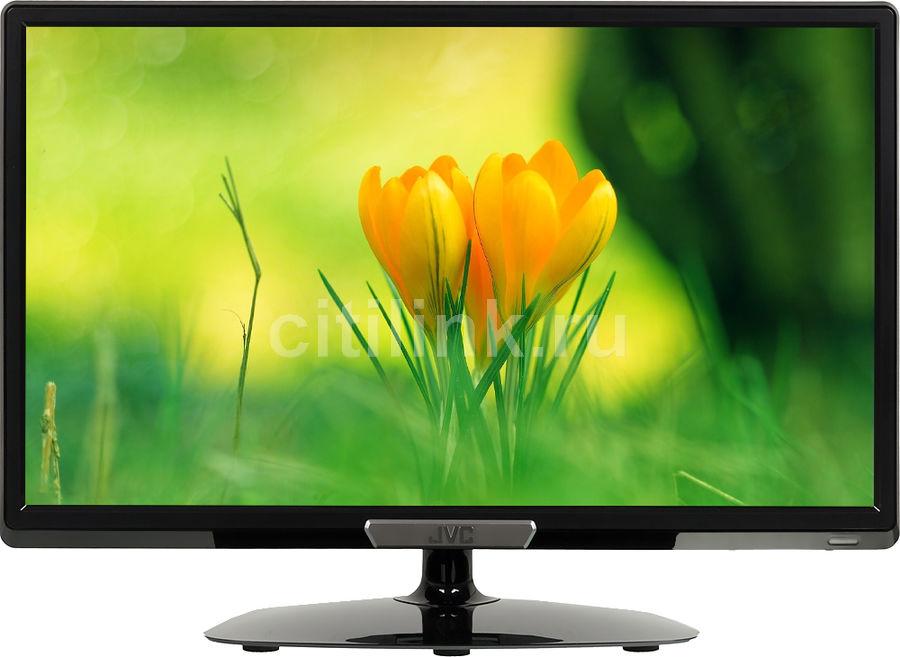 """LED телевизор JVC LT-22M445  """"R"""", 22"""", FULL HD (1080p),  черный"""