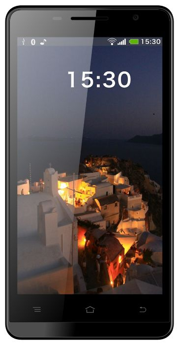 Смартфон ARK Benefit I1 темно-серый