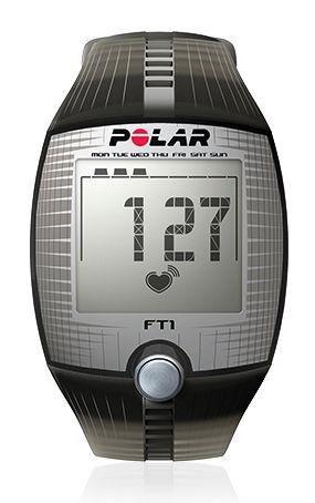 Пульсометр Polar FT1 черный [90037558]