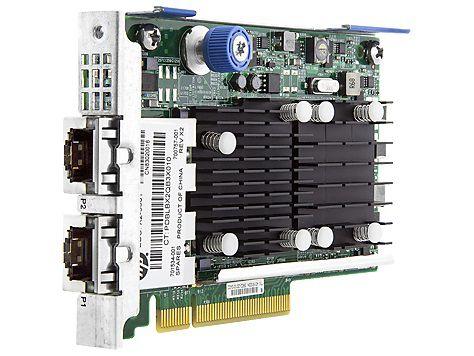 Адаптер HPE 533FLR-T FlexFabric 10Gb 2P (700759-B21)