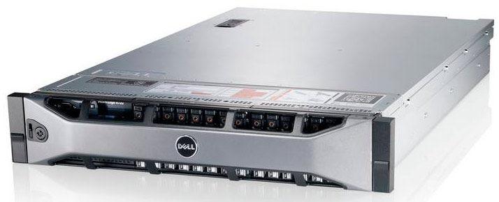 Сервер Dell PowerEdge R720 1xE5-2640v2 1x8GbnoHDD750W DRW no RAID PNBD3Y (210-ABMX-154)
