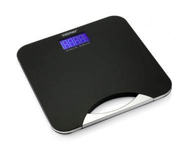 Напольные весы ZELMER ZBS17000, до 180кг, цвет: черный