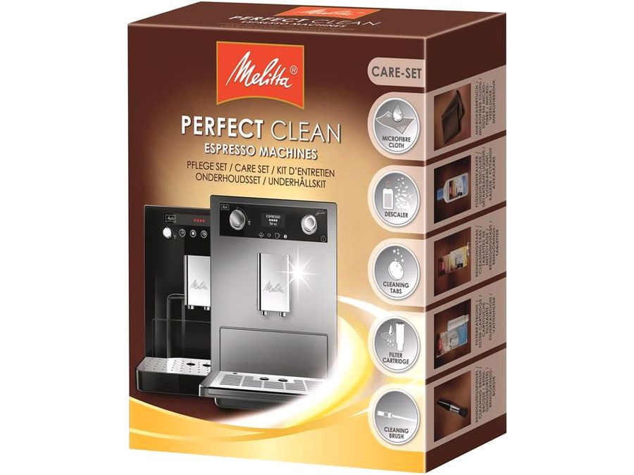 Чистящее средство MELITTA Perfect Clean,  для кофемашин,  1 шт,  250мл [дубль использовать 920578]
