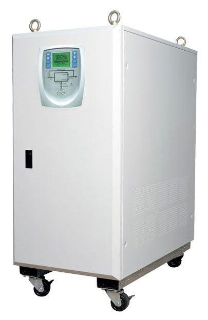 Источник бесперебойного питания POWERCOM Online 100K-33-LCD,  100000ВA [onl-100k-dtt-0012]