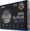 Материнская плата MSI Z97S SLI PLUS LGA 1150, ATX, Ret вид 7