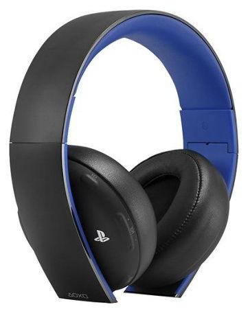 Беспроводная гарнитура SONY PlayStation 4, черный [ps719281788]
