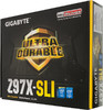 Материнская плата GIGABYTE GA-Z97X-SLI LGA 1150, ATX, Ret вид 6