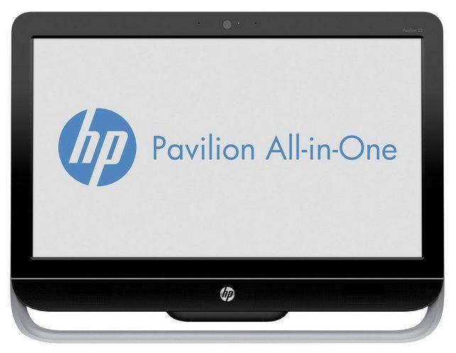 Моноблок HP Pavilion 23-p001nr, Intel Core i3 4150T, 4Гб, 500Гб, DVD-RW, Windows 8.1 [j2g53ea]