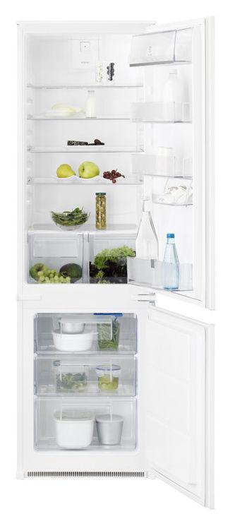 Встраиваемый холодильник ELECTROLUX ENN92811BW белый