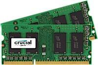 Модуль памяти CRUCIAL CT2KIT12864BF1339 DDR3L -  2x 1Гб 1333, SO-DIMM,  Ret