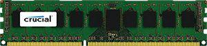 Память DDR3 Crucial CT4G3ERSDD8186D 4Gb DIMM ECC Reg PC3-14900 CL13 1866MHz