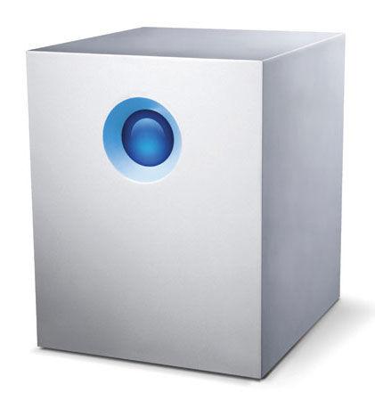 Сетевое хранилище LACIE 5big NAS Pro,  без дисков [9000362ek]