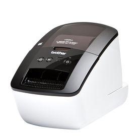 Принтер Brother QL-710W стационарный черный/белый [ql710wr1]
